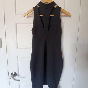 1861 black dress
